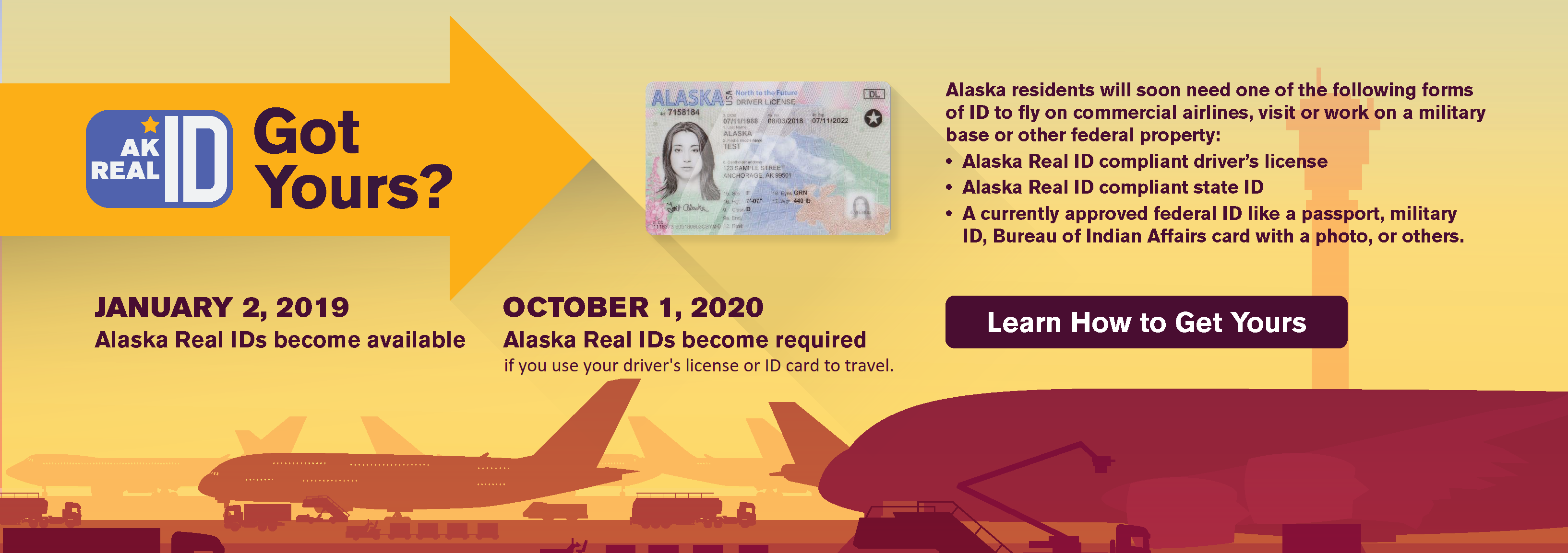 Your Alaska ID and License in the News, Division of Motor